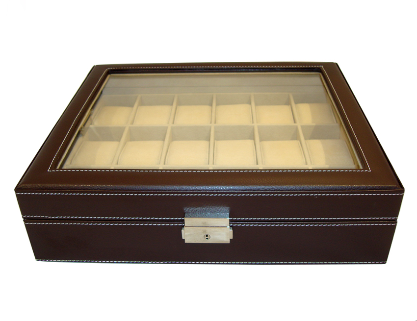 18 Watch Storage Case