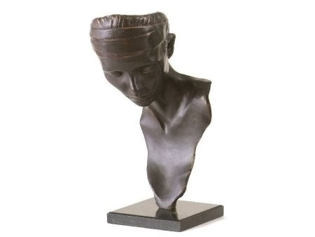 Chloe Face Bronze Finish Michael Talbot