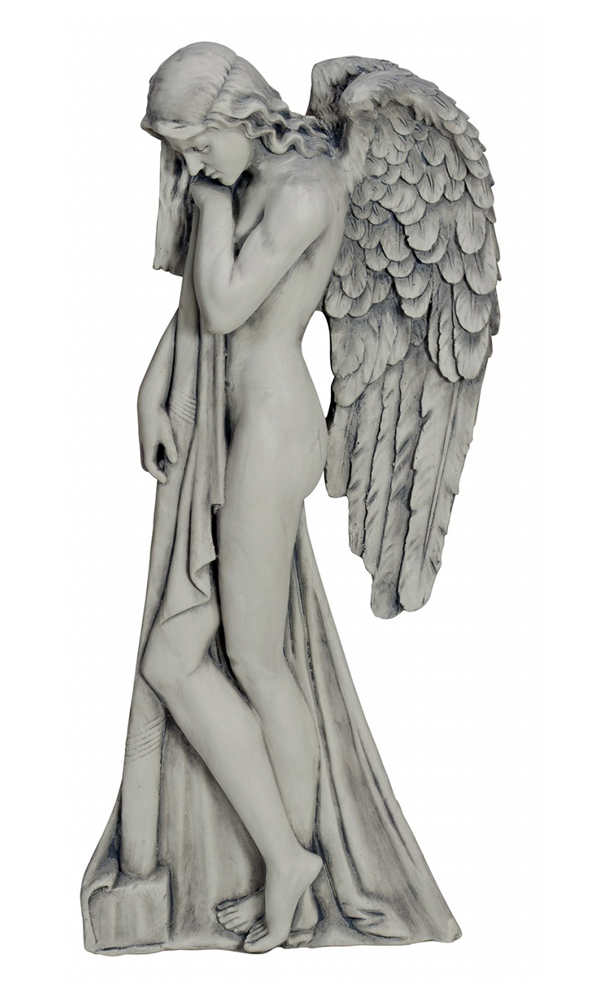 Guardian Angel Wall Plaque, West Facing
