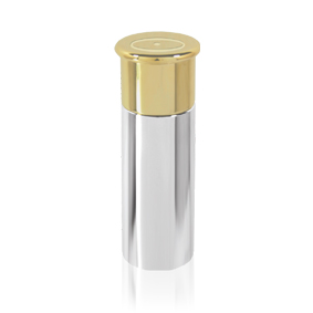 6oz Shotgun Cartridge Hip Flask