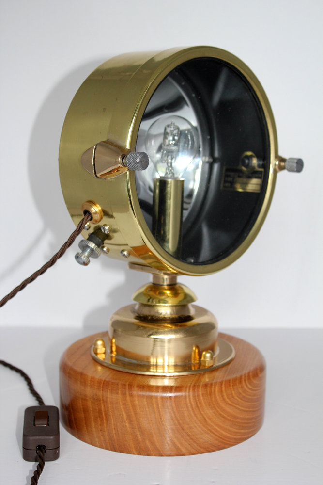 "Vintage 7"" Francis Searchlight"