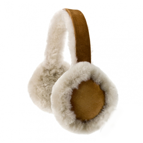 Ladies Sheepskin Earmuffs