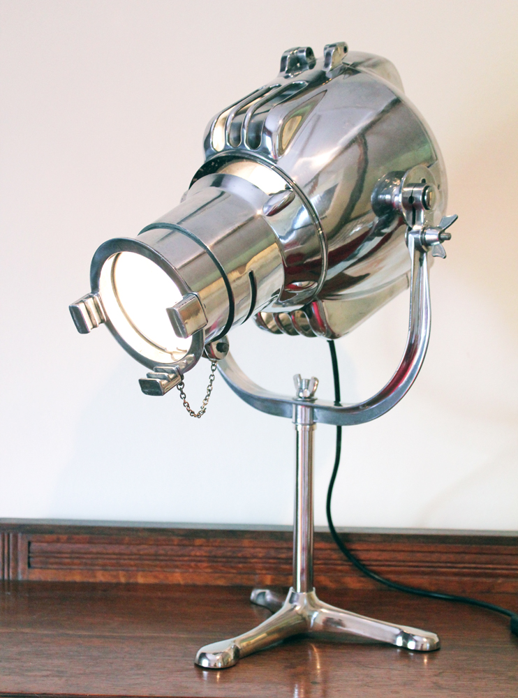 Strand PATT 23 MKII Profile Spot Table Lamp