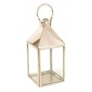 Grosvenor Square Nickel Lantern - Click Image to Close