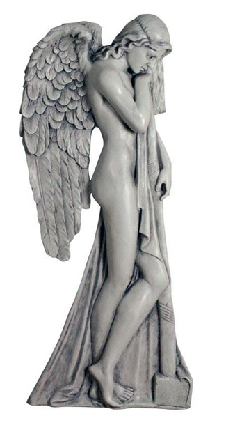 Guardian Angel Wall Plaque, East Facing